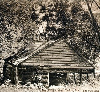 1st House in Tarkio